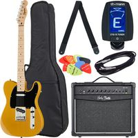 Fender : SQ Affinity Tele MN BB Bundle1