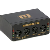 Miditech : MIDIface 2x2
