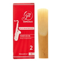 Gonzalez : Tenor Sax Reed RC 2