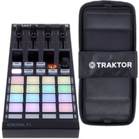 Native Instruments : Traktor Kontrol F1 Bundle