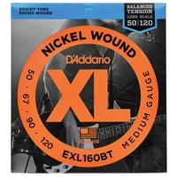 Daddario : EXL160BT Balanced Tension