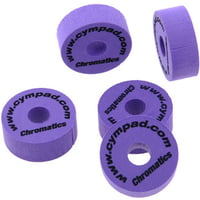 Cympad : Chromatics Set Purple Ã?40/15mm