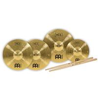 Meinl : HCS1314+10S Cymbal Set