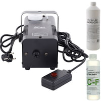 Stairville : AF-40 Mini Fog Machine Bundle