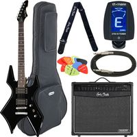 Harley Benton : WL-20BK Rock Series Set 2