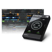 Native Instruments : Traktor Audio 2 MK2 lightning
