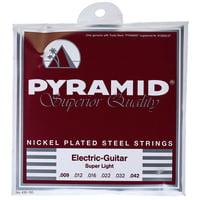 Pyramid : Nickel Plated Steel SuperLight