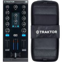 Native Instruments : Traktor Kontrol Z1 Bag Bundle