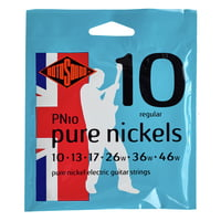 Rotosound : PN10 Pure Nickels