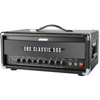 EBS : Classic 500 Bass Amp Head