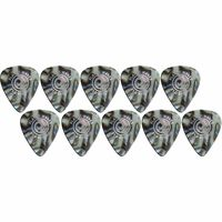 Planet Waves : 1CAB2-10 Light Abalone Picks