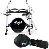 Traps : A-400 Acoustic Drumset Bundle