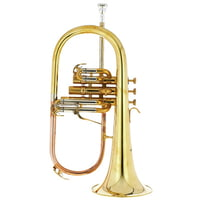 Thomann : FH-900J Raw JAZZ Bb-Flugelhorn