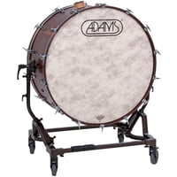 Adams : BDV 32/18 Concert Bass Drum