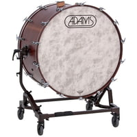 Adams : BDV 28/22 Concert Bass Drum