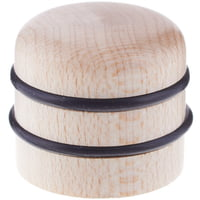 Harley Benton : Parts Wood Dome Knob Maple