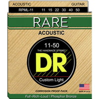 DR Strings : Rare Acoustic RPML 11