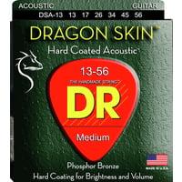 DR Strings : Dragon Skin Acoustic 13-56