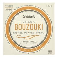 Daddario : EJ97-6 Bouzouki Strings