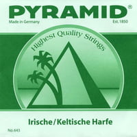 Pyramid : 643/34 Irish / Celtic Harp