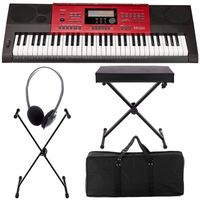 Casio : CTK-6250 Deluxe Bundle