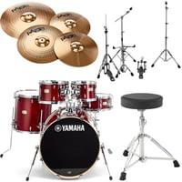 Yamaha : Stage Custom Studio -CR Bundle