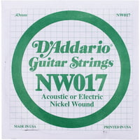 Daddario : NW017 Single String