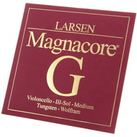 Larsen : Magnacore Cello G Medium 4/4