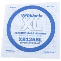 Daddario : XB125SL Bass Single String