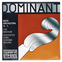 Thomastik : Dominant A Double Bass 3/4