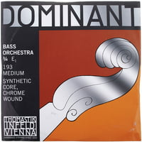 Thomastik : Dominant E Double Bass 3/4
