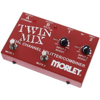 Morley : Twin Mix