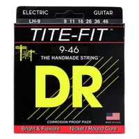 DR Strings : Tite Fit LH-9 9-46