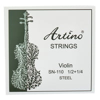 Artino : SN-110 Violin Strings 1/2-1/4