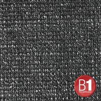 Adam Hall : Gaze 100 5x6m Black