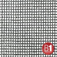 Adam Hall : Gaze 201 3x6m Black