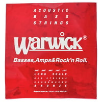 Warwick : Acoustic Bass 5 Bronze 35301