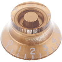 Harley Benton : Parts SC-Style Top Hat Knob GD