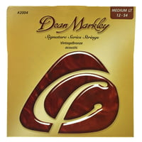 Dean Markley : Vintage Bronze 2004A ML 12-54