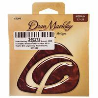 Dean Markley : Vintage Bronze 2006A Med 13-56
