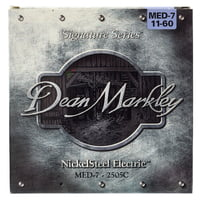 Dean Markley : 2505C Medium 7 Str. Set. 11-60