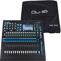 Allen and Heath : Qu-16 Cover Bundle