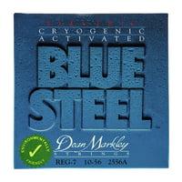 Dean Markley : DM 2556 A REG 7str Blue Steel
