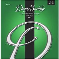 Dean Markley : Nickel Steel Light Bass 40-128