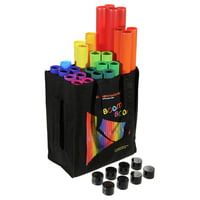 Boomwhackers : MG-BW Set 1 Move&Groove Bag