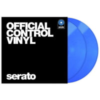 Serato : Performance-Series Vinyl blue
