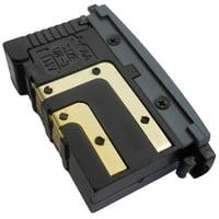 the t.bone : IEM 200 R battery compartment