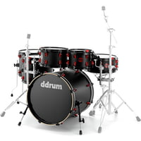 DDrum : Hybrid Kit Satin Black