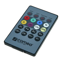 Cameo : Flat PAR Can Remote