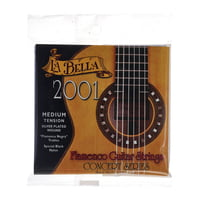 La Bella : 2001 Flamenco Medium Tension